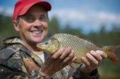 Fisherman — Foto Stock