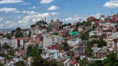 Antananarivo city — Stock Video