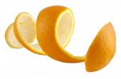 Casca de laranja — Foto Stock