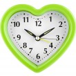Heart shaped clock — Stock Photo #59552137