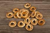 Bagels close-up — Stock Photo
