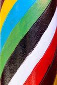 Colorful column — Stock Photo