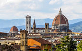 Il Duomo in Florence — Stock Photo