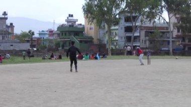 Nepal earthquake in Kathmandu — Stock Video