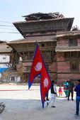 Nepal earthquakes — Stok fotoğraf