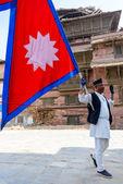 Nepal earthquakes — Foto Stock