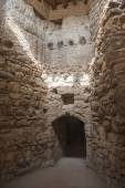 Old doorway in ancient Ottoman fort — Stock Photo