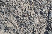 Stony ground background wallpaper — Stock Photo