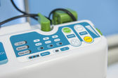Hi-tech medical equipment in hospital — Stock Photo