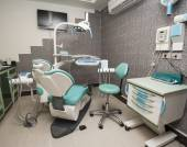 Equipment in a dentist surgery — Stock Photo