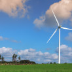 Wind turbine — Stock Photo #56886915