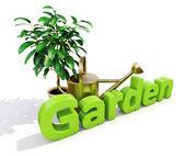 Gardening — Foto de Stock