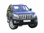 Sport utility vehicle — Stock Photo