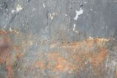 Texture of old metal surface — Stock Photo