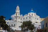 Orthodox Church in Pyrgos. — Stock Photo