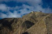 Mountain Mesa Vouno. — Stock Photo