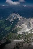 Dachstein mountain range. — Stock Photo