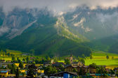 Ramsau am Dachstein. — Stock Photo