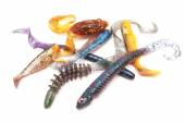 Fishing Spinning, bait, artificial lure — Stock Photo