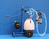 Milking Machine. — Stock Photo