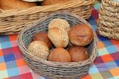 Bread Rolls. — Stock Photo