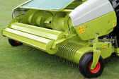 Forage Harvester. — Stock Photo
