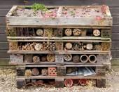 Garden Shelter. — Stock Photo