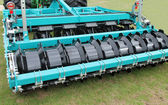 Disc Harrow. — Stock Photo