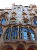 Casa batlló em barcelona — Foto Stock
