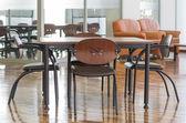 Library table — Stockfoto