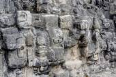 Tikal mayan ruins in guatemala — Foto Stock