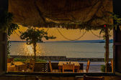 伊斯拉德弗洛雷斯危地马拉岛中美洲 — 图库照片