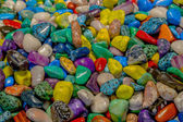 Colorful rocks background — Stock Photo