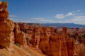 Bryce canyon national park utah — Stock Photo