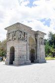 Cricasiana Arch in Quito Ecuador South America — Zdjęcie stockowe