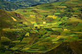 Beautiful andean city of Canar in Azogues Ecuador — Stock Photo