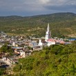 Beautiful city of Montecristi in the Ecuadorian coast — Stock Photo #72325395
