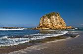 Tortuguita beach, Machalilla National Park, Ecuador — Stock Photo