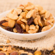 Walnuts and other nuts — Stock Photo #76575739