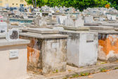 HAVANA, CUBA - SEPTEMBER 1, 2015:The Colon Cemetery — Stock Photo
