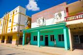 CIEGO DE AVILA, CUBA - SEPTEMBER 5, 2015: Downtown of the Province capital. — Stock Photo