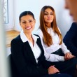 Portrait of a group people — Stock Photo #55499285