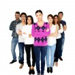 Group of people — Stock Photo #55959711