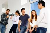 Group of people — Stock Photo