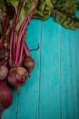Beetroot on table — Stock Photo