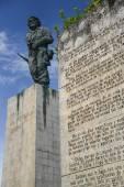 SANTA CLARA, CUBA - DECEMBER 14, 2014 The Che Guevara Mausoleum  — Stock Photo