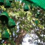 Bronze bells in Thailand — Stock Photo #60184827
