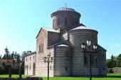 Pitsunda, Abkhazia, Patriarchal Cathedral — Foto de Stock