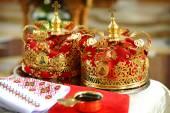 Wedding religion ceremony — Stock Photo