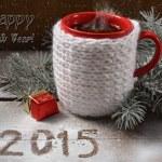 Christmas card. — Stock Photo #59010853